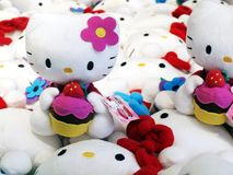 Hello Kitty Royalty Free Stock Images