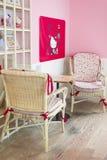 Hello Kitty Cafe Sinchon Royalty Free Stock Photo
