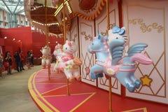 Hello Kitty Go Around Singapore Party Hall Royalty Free Stock Photos