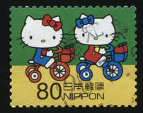 Hello Kitty Stock Photography