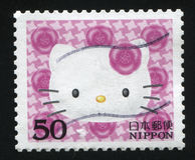 Hello Kitty Royalty Free Stock Photography