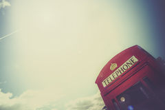 Hello from London Royalty Free Stock Images
