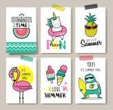 Hello Summer Royalty Free Stock Photos