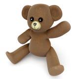 Hello Teddy Royalty Free Stock Photo