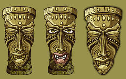 Hello Tiki Royalty Free Stock Photo