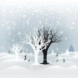 2019 HELLO Winter Holiday Happy New Year Holiday Christmas Decoration Beautiful card sign stock illustration