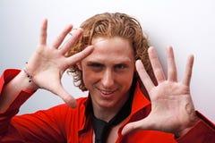 Hello world Royalty Free Stock Photos