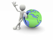 Free Hello World Stock Photography - 8344262