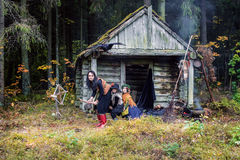 Helloween Στοκ εικόνα με δικαίωμα ελεύθερης χρήσης