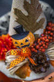 Helloween decoration Royalty Free Stock Photos