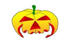 helloween ha venido a partir de octubre ilustración del vector