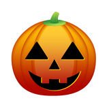 Helloween pumpkin Stock Photography