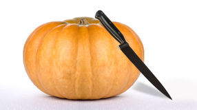 Helloween pumpkin Stock Photo