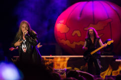 Helloween on Rock pod Kamenom in Snina, Slovakia Royalty Free Stock Images