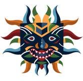 hellowen maskę royalty ilustracja