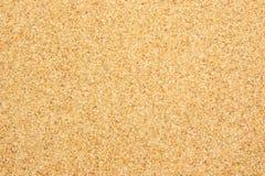 Hellroter grober Sand Lizenzfreies Stockfoto