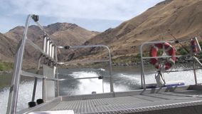 Hells Canyon Area Idaho Snake River #3. Hells Canyon Idaho Snake River stock footage