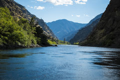 Hells Canyon, Idaho stock photography