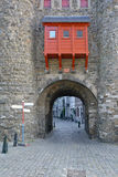 Hells Gate (Helpoort) archway Maastricht Royalty Free Stock Image