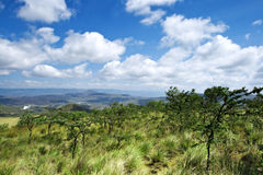 Hells Gate National Park. Horizontal view of Hells Gate National Park,Kenya Stock Photos