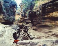 Hells Gate National Park royalty free stock images