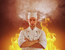 Hells Kitchen Stock Photo