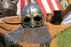 The Helm Royalty Free Stock Photography
