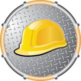 Helm in circle Royalty Free Stock Photography