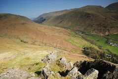 Helm Crag Stock Photo