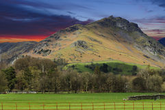 Helm Crag Stock Photography