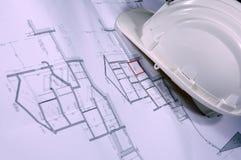 Helm en ontwerp Stock Afbeeldingen
