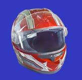Helm (Motorfiets) Royalty-vrije Stock Afbeeldingen