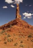 Helm Utahs im Tal der Götter Lizenzfreies Stockbild
