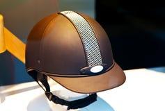 Helm van de jockey stock foto's
