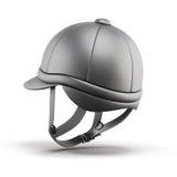 Helm voor het berijden 3d geef image stock illustratie