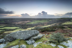 Helman Tor Stock Images