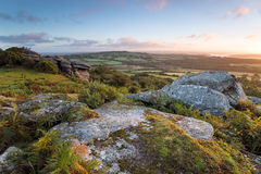 Helman Tor Stock Photo