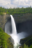 Helmcken Falls, Wells Gray National Park Stock Image
