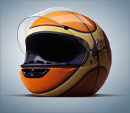 Helmet ball Stock Photos