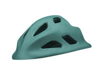 Helmet for byciclist Royalty Free Stock Image