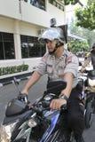 Helmet camera Stock Photos