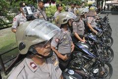 Helmet camera Stock Photography