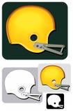Helmet_classic Photo libre de droits