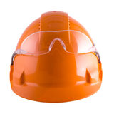 Helmet and goggles Stock Image