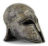 Helmet Greek Stock Image