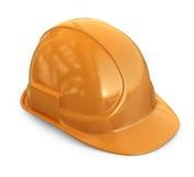 Helmet, hardhat. 3D Icon  on white Stock Images