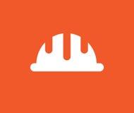 Helmet icon design Royalty Free Stock Photo