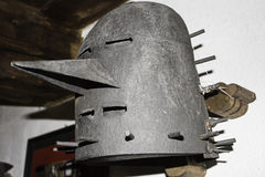 Helmet inquisition torture Royalty Free Stock Photos