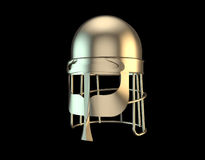 Helmet. Made in Cinema 3D Royalty Free Stock Images
