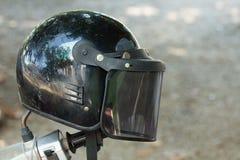 Helmet motorcycle Stock Photos
